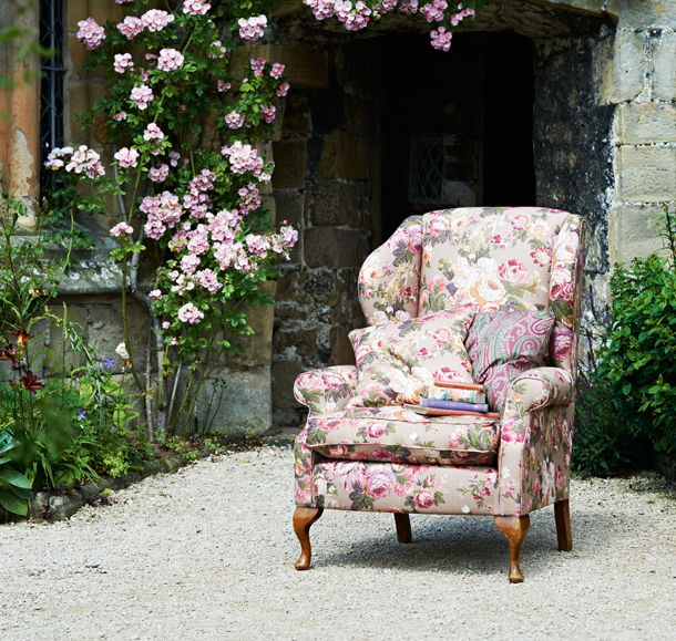 mulberry home, fabrics, florals, interior design, mulberry, upholstery fabric